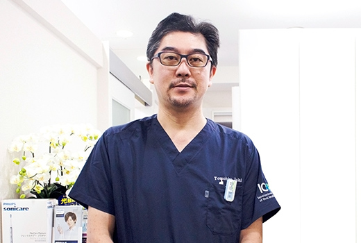入れ歯担当医 江崎